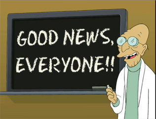 farnsworth good news